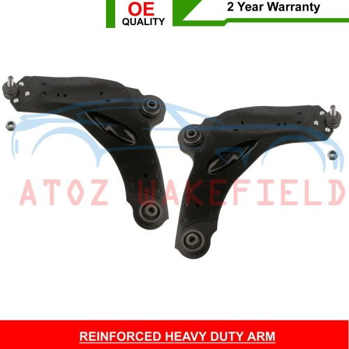 FOR VAUXHALL VIVARO RENAULT TRAFIC FRONT LOWER SUSPENSION WISHBONE CONTROL ARMS