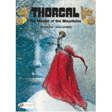 Thorgal Vol.7: The Master of the Mountains (Thorgal (Cinebook)) - Used