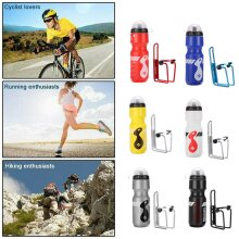 Bicycle Bike Bottle Holder Adjustable Mountain Bike Water Bottle Cage Drink Rack