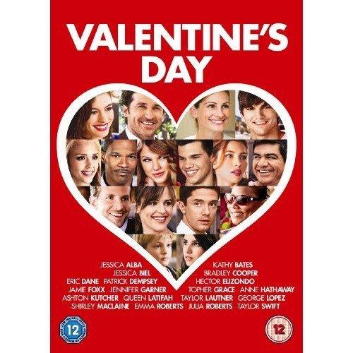 Valentines Day DVD [2010]