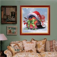 30*30CM DIY Diamond Painting Christmas Home Living Room Decorative Painting