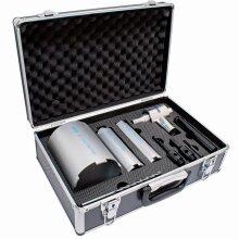 Mexco DCX90 9pc Diamond Core Drill Kit w/ Dust Extraction Unit