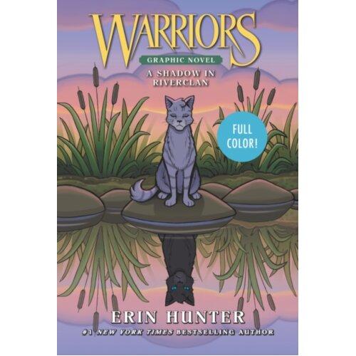 Warriors A Shadow in RiverClan by Hunter & Erin