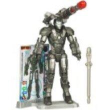 Iron Man 2 War Machine Figure 12