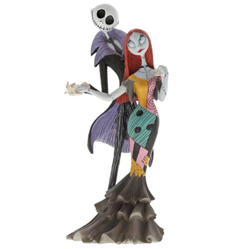 Disney Haute Couture NBX Jack and Sally Figurine