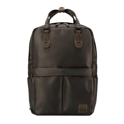 TRP0528 Troop London Heritage Nylon Backpack, Laptop Backpack