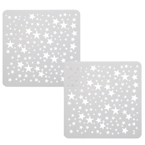 Mini Star's Drawing Stencil TRIXES