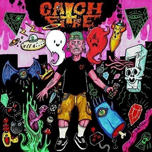 Catch Fire - from You [CD]