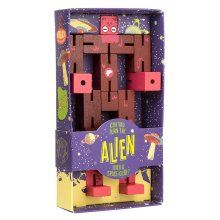 Professor Puzzle - Puzzle Planet Alien