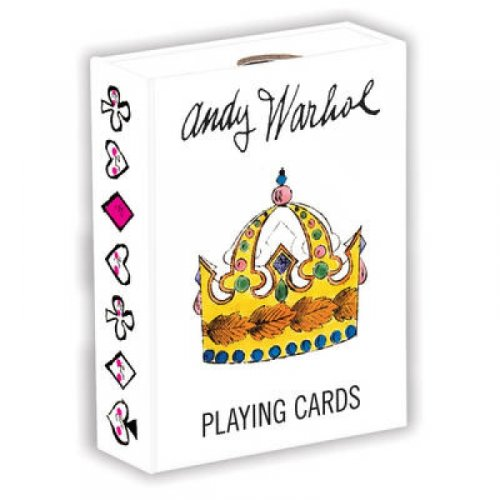 Andy Warhol Playing Cards by By artist Andy Warhol