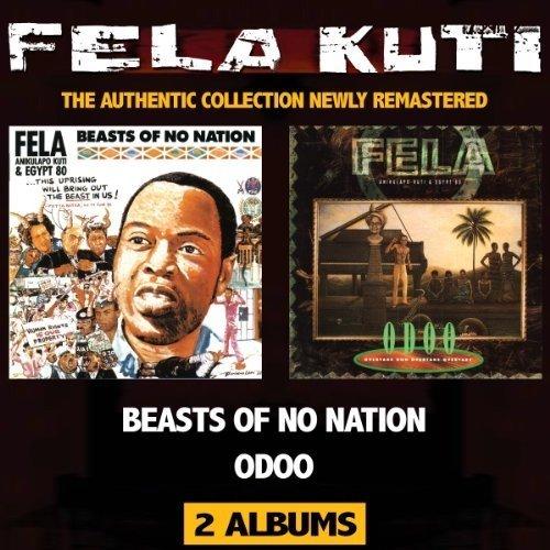 Fela Kuti - Beasts of No Nation/o.d.o.o. [CD]