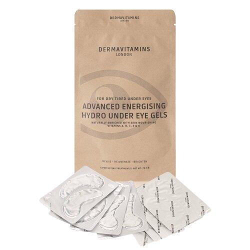Dermavitamins Advanced Energising Hydro Under Eye Gels - Tired Under Eyes (8 Pack)