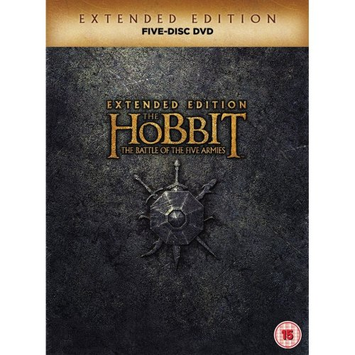 The Hobbit - The Battle Of The Five Armies - Extended Edition DVD [2015]