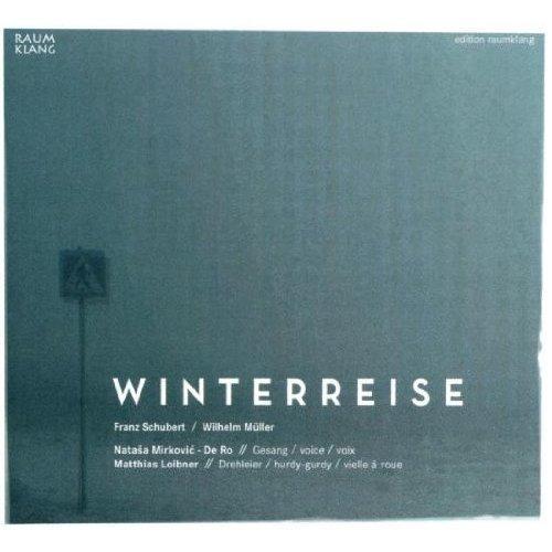 MIRKOVIC-DE RO/LOIBNER - SCHUBERT:WINTERREISE [CD]