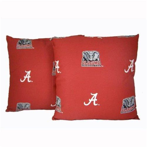 Alabama 16 x 16 Decorative Pillow Set