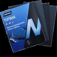 Norton 1293 9 x 11 in. 600A Tufbak Durite Waterproof Bulk -  Pack of 50