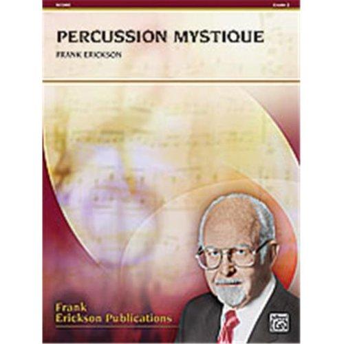 Alfred 00-29915 PERCUSSION MYSTIQUE-FEP SET4D