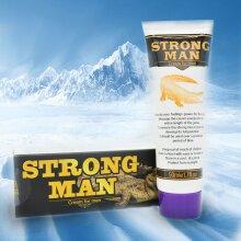 Strong Man - Penis Cream For Men 50ml