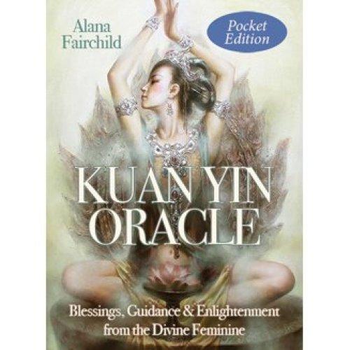 Kuan Yin Oracle Cards (Pocket Edition) - Alana Fairchild, Zeng Hao