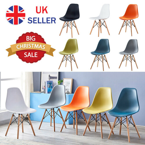 Dining Chairs Wooden Legs Office Kitchen Chairs
