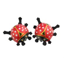 Chocolate ladybirds - Bag of 10
