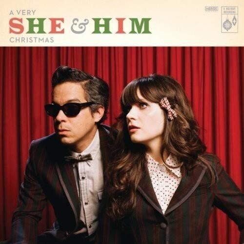 A Very She & Him Christmas [VINYL]
