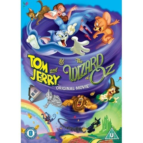 Tom And Jerry - And The Wizard Of Oz DVD [2011]