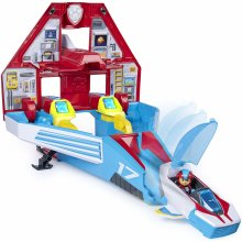 Paw Patrol Super Paws Mighty Pups Jet Command Centre