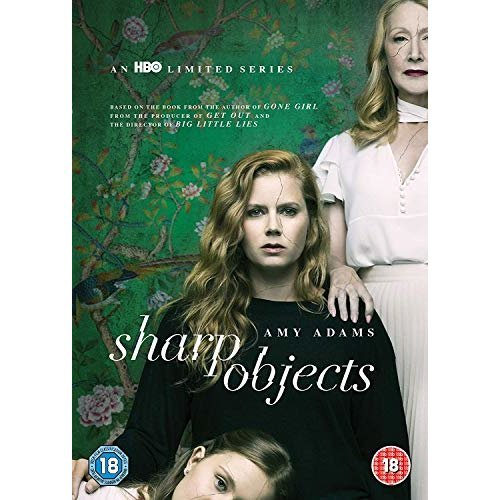 Sharp Objects Season 1 DVD [2018]