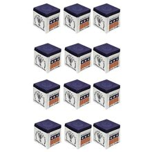 Silver Cup Chalk Purple 12-Piece Box