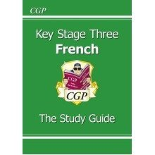 Ks3 French Study Guide - Used