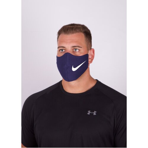 Nike Logo Man Facemask, washable, 100%cotton
