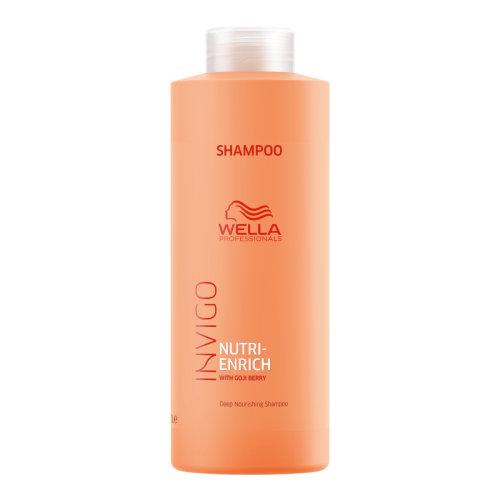 Wella Invigo Nutri-Enrich Deep Nourishing Shampoo 1000ml