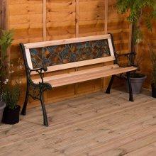 3-Seater Garden Bench | Wooden Garden Bench