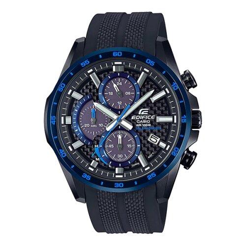 Casio Edifice EQS-900PB-1B Chronograph Solar Men's Brand New Watch