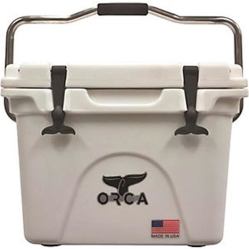 ORCW020 20 qt. Insulate Cooler, White