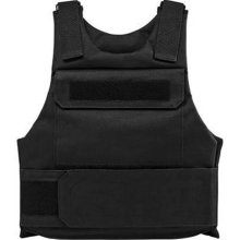 NcStar CVPCVD2975B Discreet Plate Carrier Vest, Black - Medium & 2XL