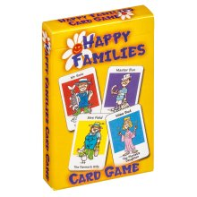 Cartamundi Happy Families Card Game