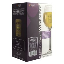 WineBuddy White Zinfandel 30 Bottle - Home brew Wine Making Kit