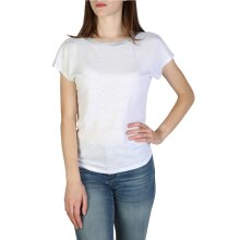 Armani Exchange Women's Sweater White 3ZYMARYJK6Z