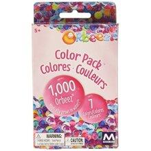 Orbeez color Pack Refill Kit (Teal, Orange, Blue) by Maya group