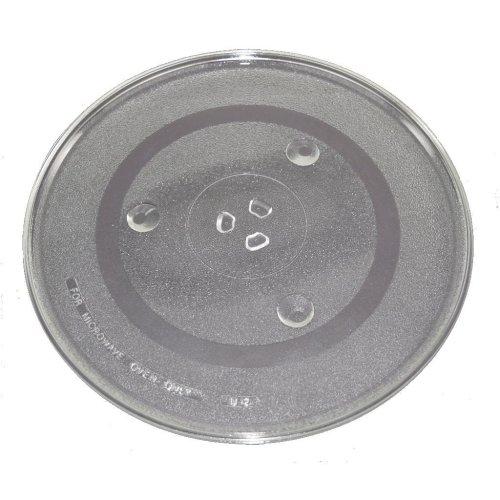 Microwave Glass Turntable 315mm Fits Morphy Richards and Panasonic Universal