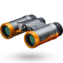 PENTAX Binoculars UD 9x21 Green A bright, clear field of view, a compact, lightweight body with roof prism, Fully Multi-Coated optics provides excell