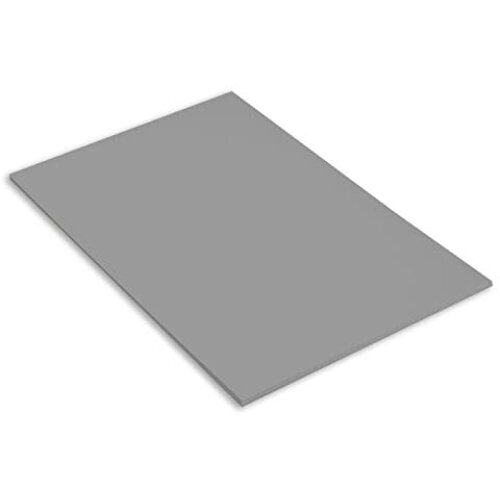Canson Mi-Teintes A3 160 GSM Honeycombed Grain Colour Drawing Paper - Flannel Grey (Pack of 25 Sheets)