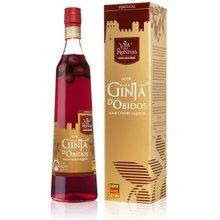 Sour Cherry Liquor Vila das Rainha from Obidos - 2 x 70cl