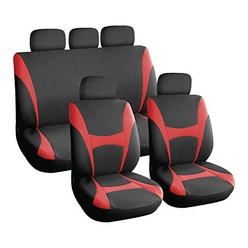 CITROEN C1 ALL YEARS Black Carnaby Luxury Full Set Car Seat Covers
