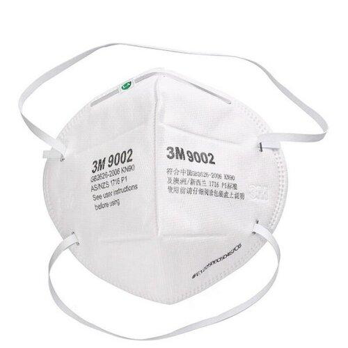 3M KN90 (9002) Face Masks x 50 (Pack)
