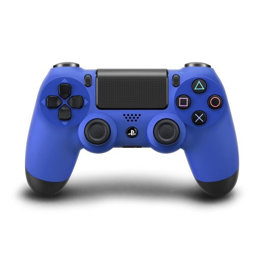 Sony DualShock 4 Wireless Controller | PS4 Controller (Wave Blue)