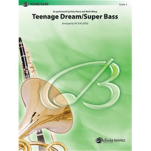 Alfred 00-39530 TEENAGE DREAM-SUPER BASS-PYB 2