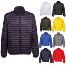 2786 Unisex Corporate Workwear Walking Hiking Tribe Fineline Padded Jacket Coat